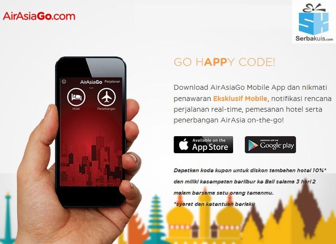 Kontes Happy Code Berhadiah Liburan ke Bali 3D/2N