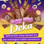 Kontes Kreasi Dessert Berhadiah Paket Menarik dari Dua Kelinci