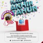 Kuis Radio Smart FM Berhadiah 4 Paket Umroh Gratis