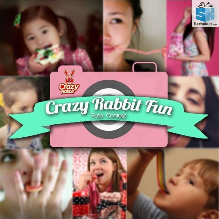 Kontes Foto Makan Permen/Cokelat Berhadiah Produk Crazy Rabbit