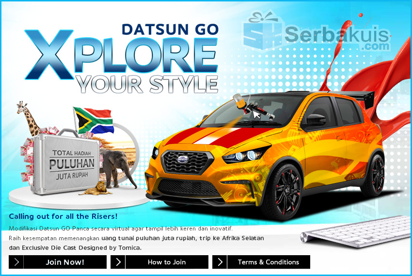 Datsun Go Xplore Your Style
