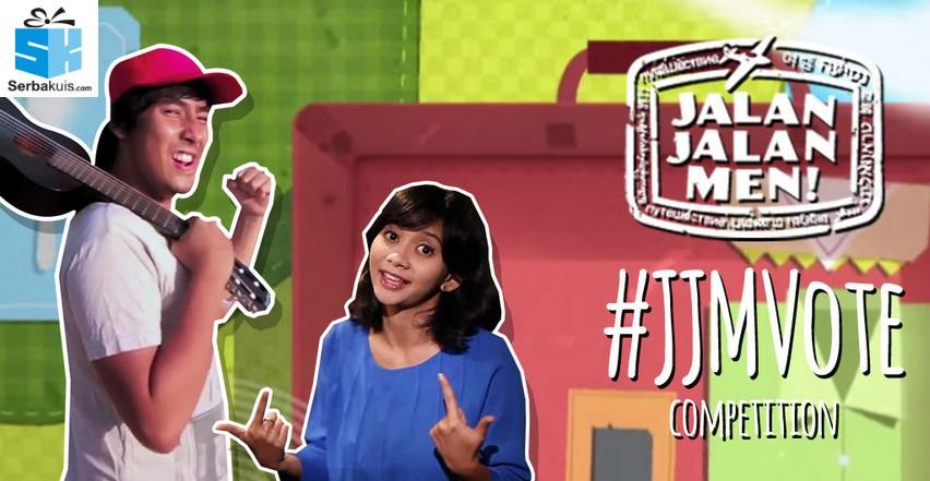 Jalan Jalan Men Vote Competition