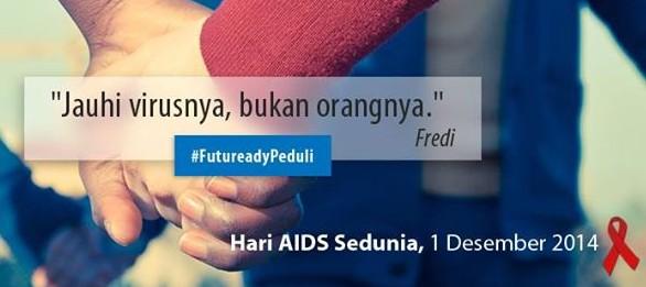 Kuis Peduli Aids Berhadiah Voucher Total Jutaan Rupiah