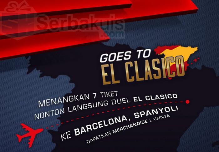 Goes To El Clasico