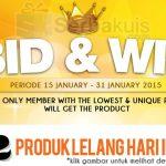 Kontes Lelang Bid & Win