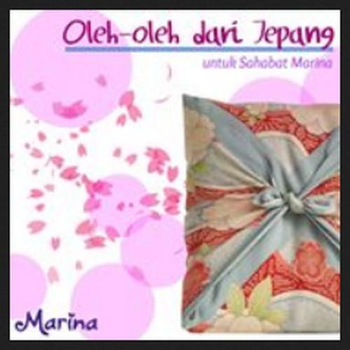 Kuis Oleh-oleh khas Jepang dari Marina!