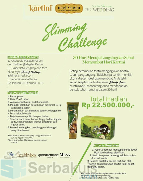 Slmming Challenge
