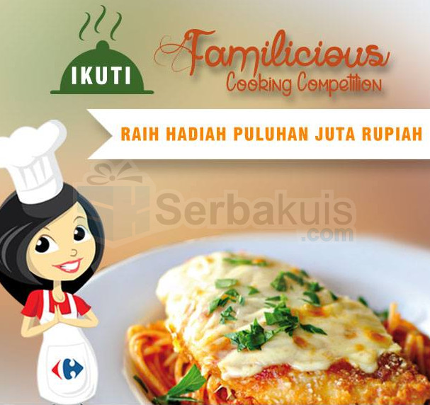 kuis regram familicious cooking competition