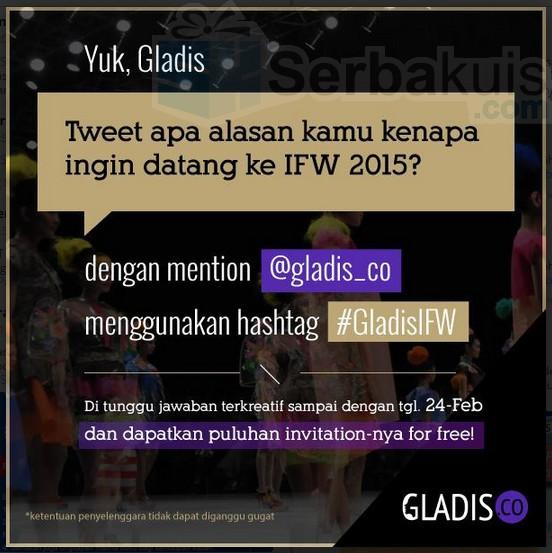Tiket Indonesia Fashion Week