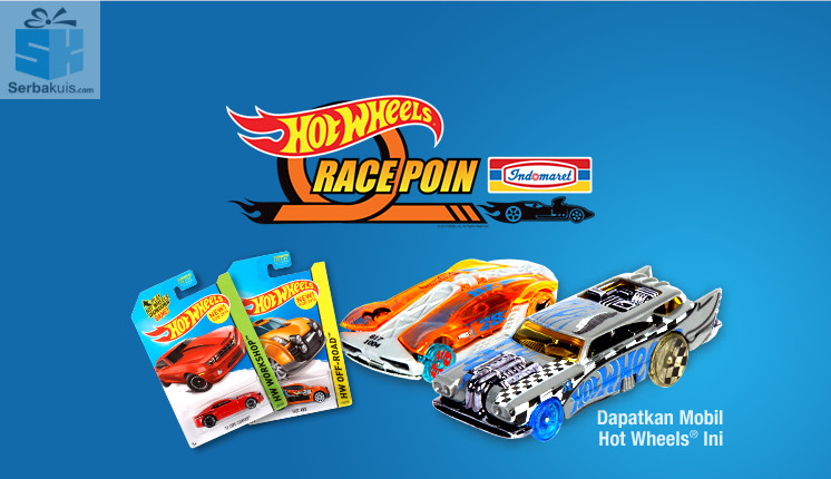 Hot Wheels Race Poin