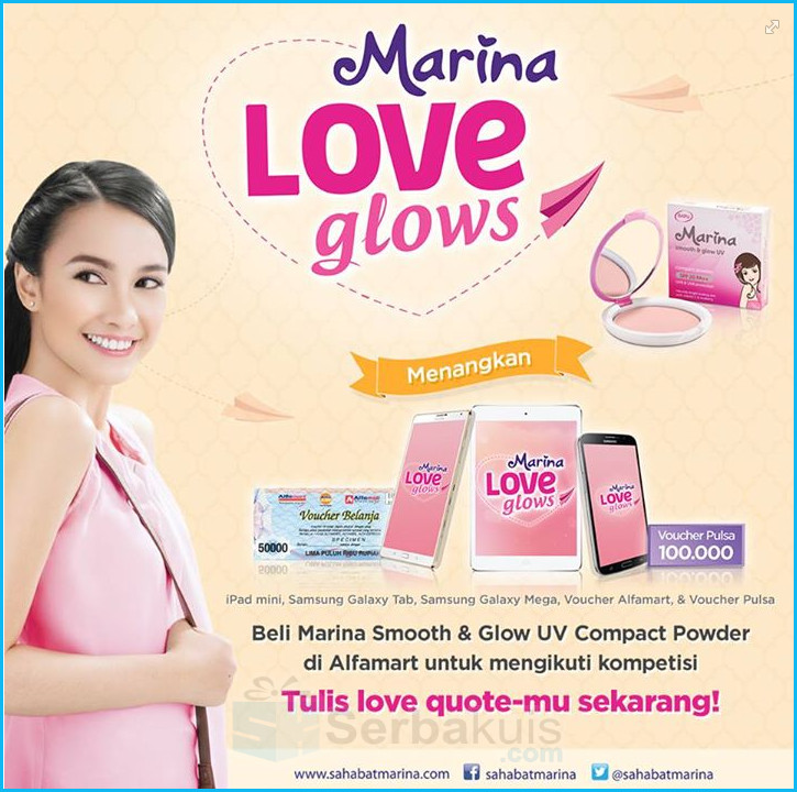 Marina Love Glows