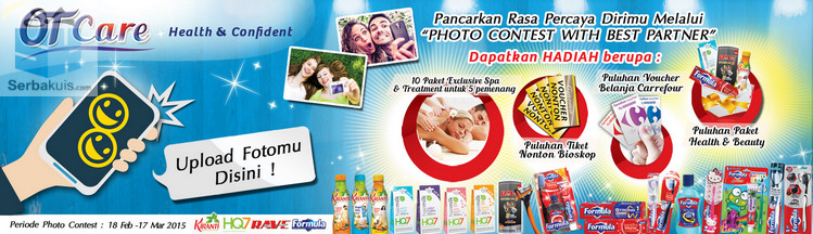 Photo Contest With Best Partner