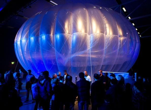Ngekuis Lancar Dengan Balon Internet Google (Project Loon)