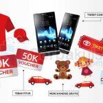 Kontes Toyota Beyond Mobility Berhadiah Smartphone, Pulsa, Tiket & Merchandise