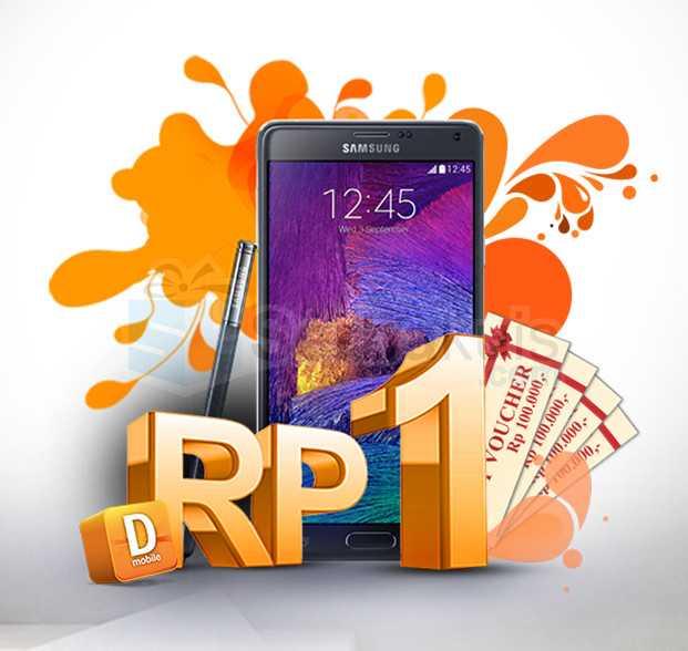 Kuis Danamon Berhadiah SAMSUNG Galaxy Note 4