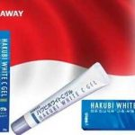 Sample Gratis HAKUBI WHITE C GEL