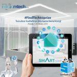 Kuis Find Techno Prize Berhadiah Tas Keren Untuk 18 Pemenang