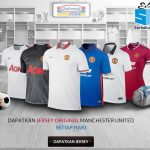 Promo Jersey Bola Indomaret Berhadiah Ribuan Jersey MU