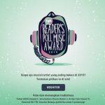 Hai Reader's Poll Music Award 2015 Hadiah ASUS Zenpad C