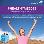 Kontes Healthy Me 2015 Combiphar
