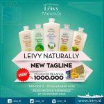 Kontes New Tagline Leivy Berhadiah Voucher Belanja 1 Juta