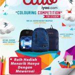 Kontes Mewarnai Club Iyaa Berhadiah 3 Tas Branded