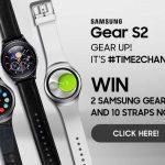 Kontes Time 2 Change Berhadiah 2 SAMSUNG Gear 2 & 10 Strap