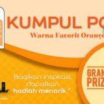 Kumpul Point Warna Oranye Catylac Berhadiah Kursi Keren