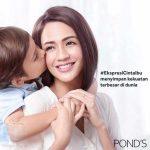 Kontes Ekspresi Cinta Ibu Pond's Berhadiah 300 Anting Frank & Co