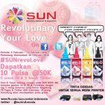 Kontes Revolutinary Your Love Berhadiah Pulsa Total 500K
