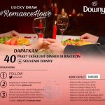 Lucky Draw Romance Hour Downy
