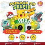Kontes Pokemon Go Selfie Berhadiah Xiaomi Yi Action Camera-compressed