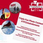 Triple Fun Photo Contest Cinta Indonesia Berhadiah ODT ke 3 Pulau-compressed