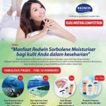Manfaat Redwin Sorbolene Moisturiser bagi kulit anda dalam keseharian