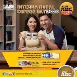Sambut International Coffee Day Bareng Kopi ABC