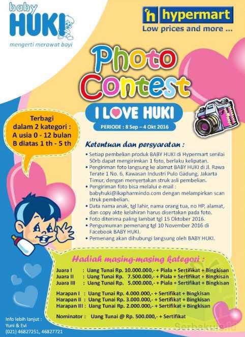 Photo Contest I Love Huki