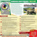 Lomba Bandara Banyuwangi Face Off