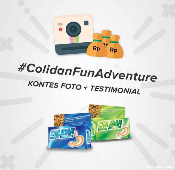 Lomba Foto Colidan Fun Adventure Berhadiah Total Jutaan Rupiah
