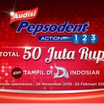 Lomba Vidio Jingle Pepsodent Action 123