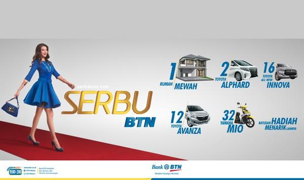 Undian Serbu BTN 2016
