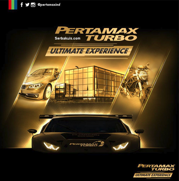 Pertamax Turbo Ultimate Experience