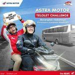 Astra Motor Telolet Challenge