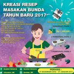 Kreasi Resep Masakan Bunda Tahun Baru 2017