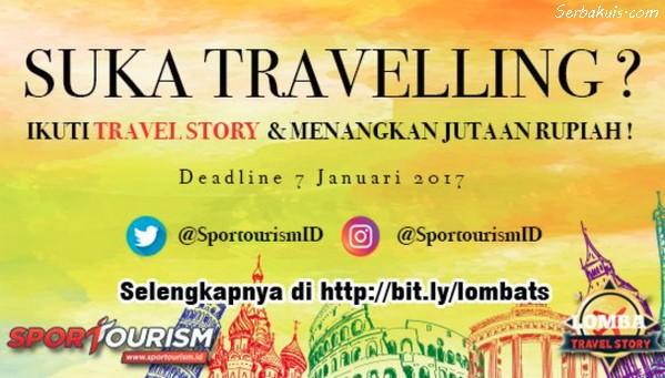 Travel Story Sportourism