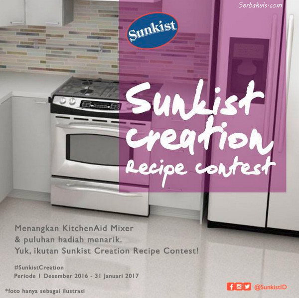 Sunkist Creation Recipe Contest