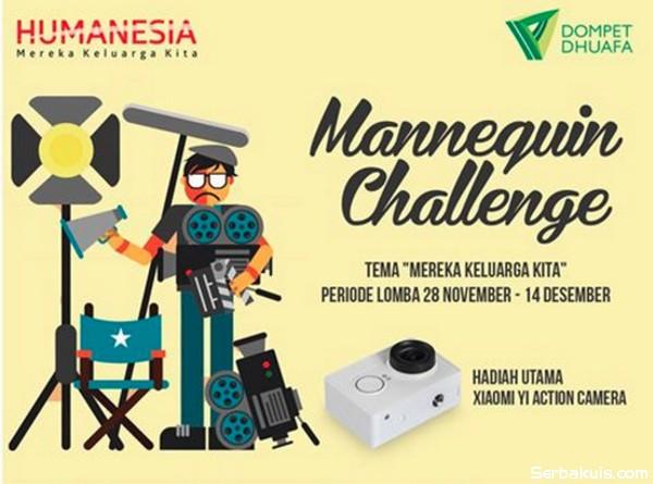 Mannequin Challenge - Mereka Keluarga Kita