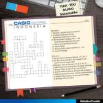 Mini Quiz TTS Matematika Casio Education