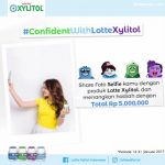 Confident With Lotte Xylitol