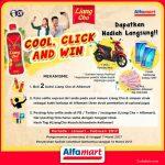 LIang Cha Alfamart Cool, Click and Win