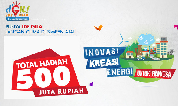 Ide Gila Energy Competition